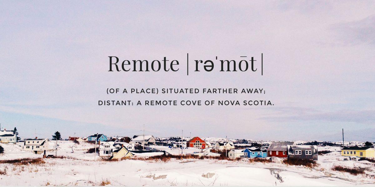 The Remote Revolution